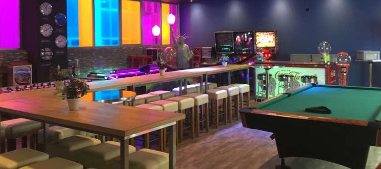 Die Lounge Bar für Ihr Event - Eventsierre