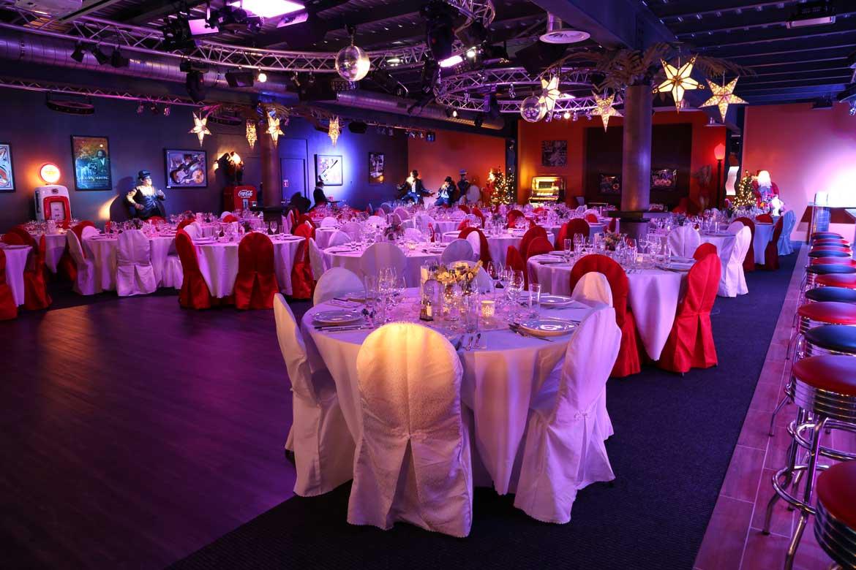 Partysaal wallis